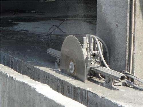 混凝土切割技术你需要了解的切割特点